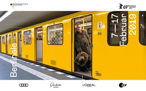 KLAUS STIEGEMEYER: Olaf Heine für die Berlinale
