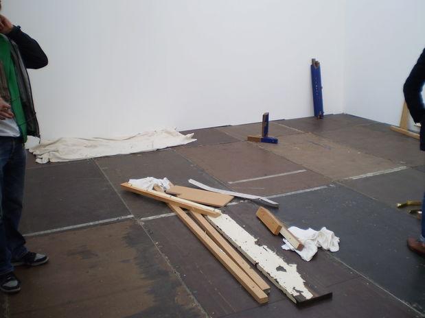 Frieze : Seventeen Gallery London