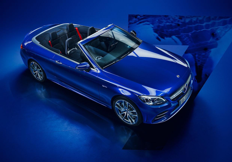 """Igor Panitz: Mercedes-Benz Cars Calendar """"A World of Color"""""""