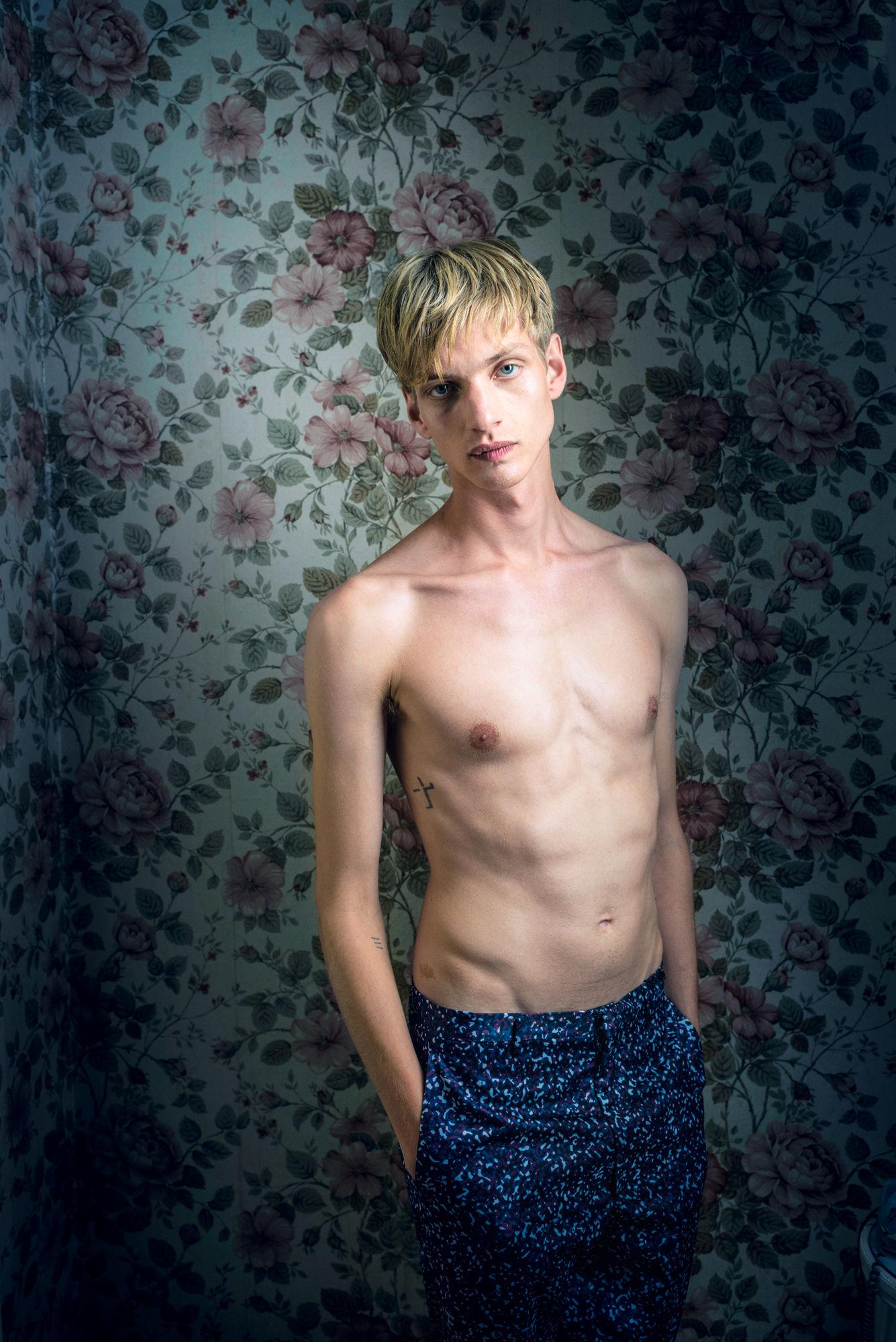 RGBERLIN: Studio David Fischer for L'Officiel Hommes