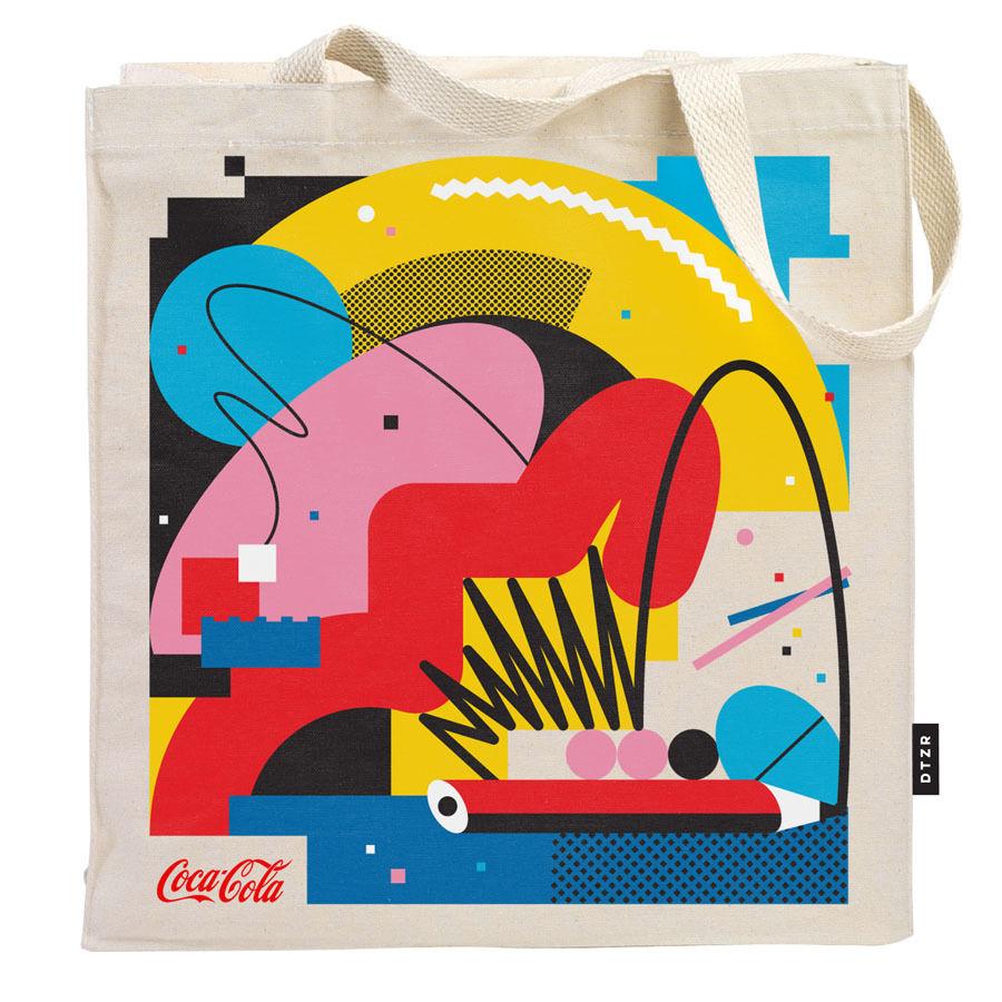 Aleksandar Savic c/o MP ARTS for Coca-Cola