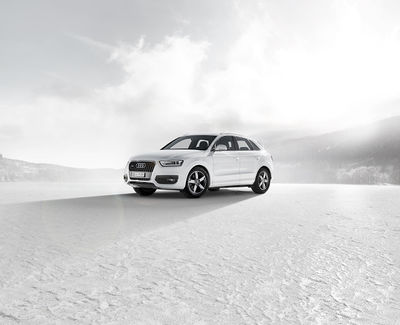 MICHEL JAUSSI for AUDI