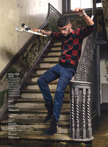Anders Overgaard for GQ