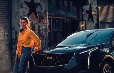 SEVERIN WENDELER: Photography - Patrick Curtet c/o Severin Wendeler for Cadillac