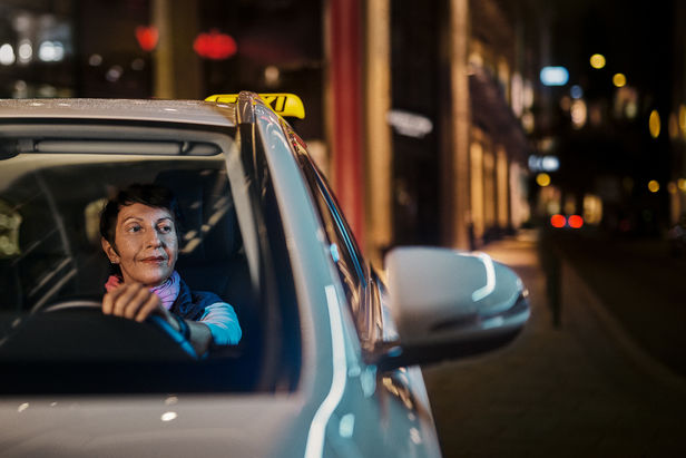 UPFRONT PHOTO & FILM: Jan Eric Euler for mytaxi