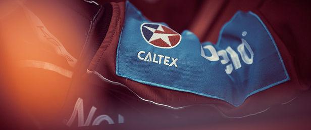 ROCKENFELLER & GöBELS: Stuart Hamilton for Caltex fuels