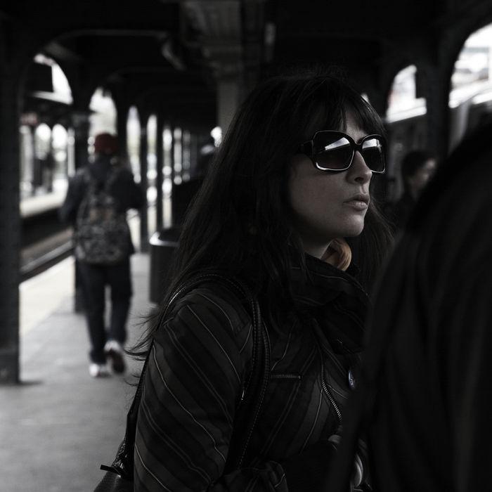 VISUAL ARTIST PHOTOGRAPHER ANJA ZANDER / 60x60 NO.11