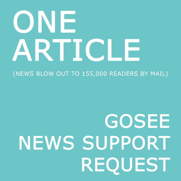 GOSEE SHOP - NEWS SUPPORT