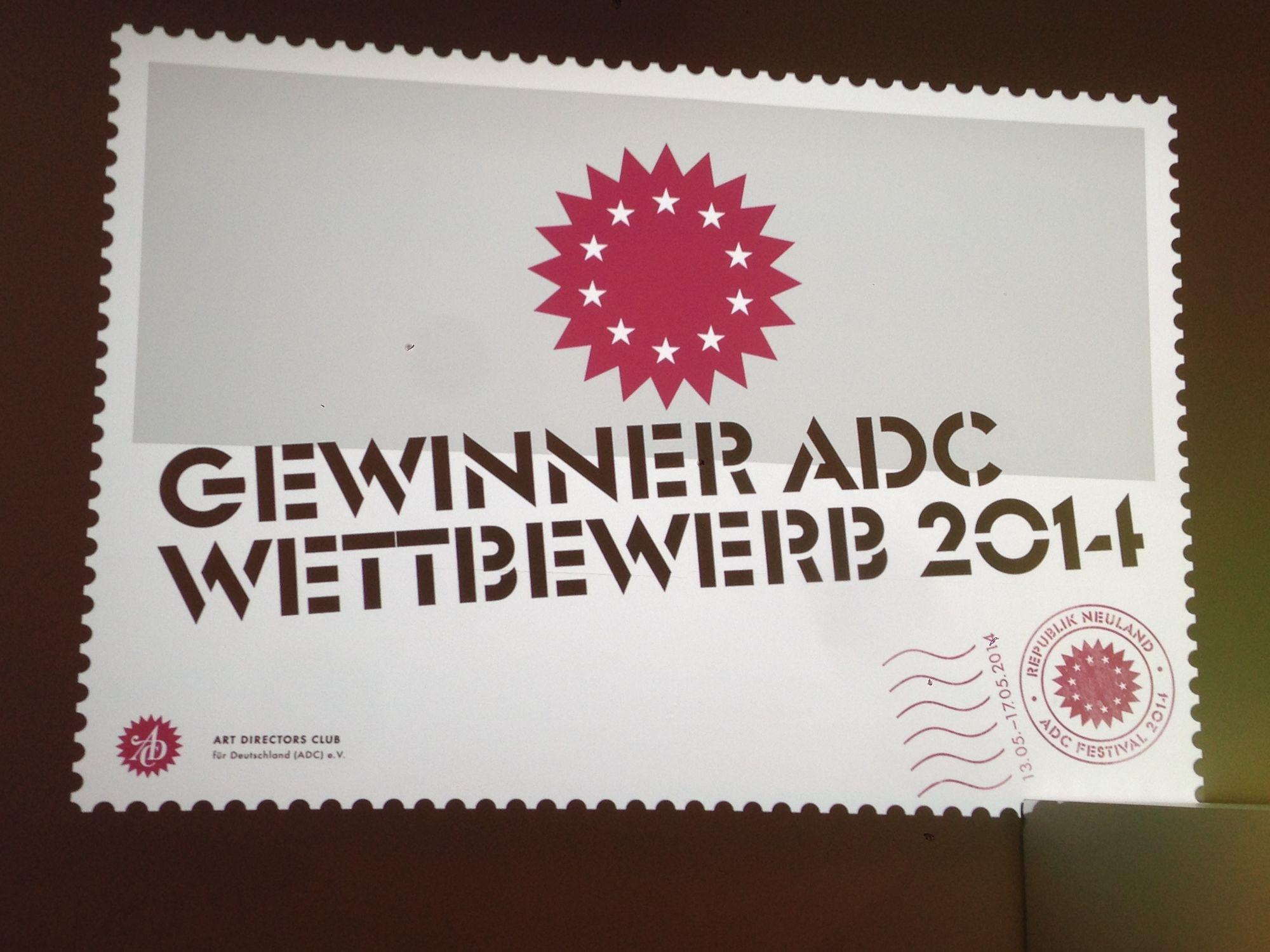 ADC Festival 2014 : Exhibition