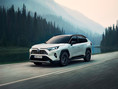 Chimney Group : Toyota Rav4