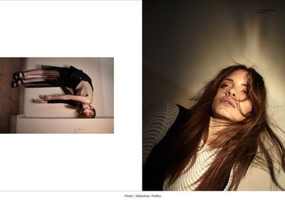 BIGOUDI: Karina Berg for Youngguns Magazine