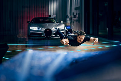 NILS HENDRIK MUELLER / Bugatti & Lego for Ramp Magazin