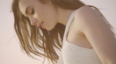 DAMIEN KRISL : Lily Collins for LANCOME