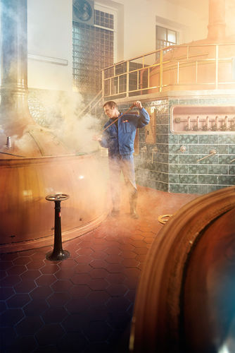 PUNCTUM IMAGES for Czech beer brand Březňák brewery