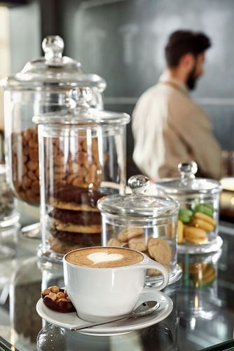 "STEFAN Thurman, ""Coffee Passion"" für Villeroy & Boch, Agentur VSF&P"