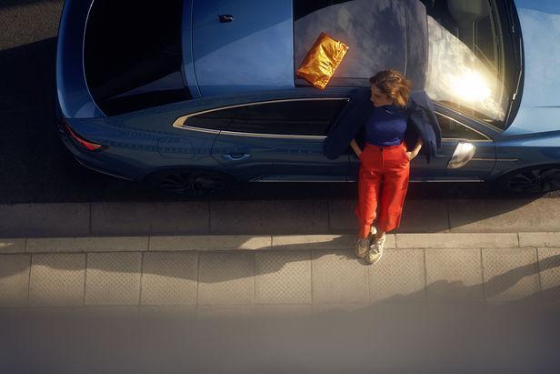 SEVERIN WENDELER: VW Arteon - Photography by HE&ME c/o Severin Wendeler
