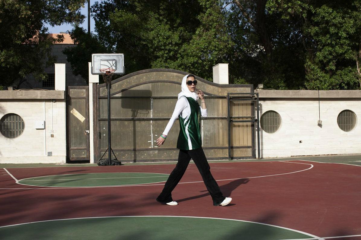 HEY'YA : Arab Women in Sport by Brigitte Lacombe