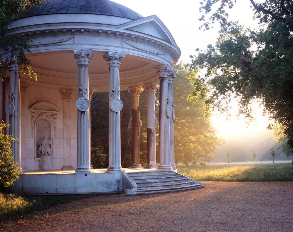 FRIEDERISIKO - das Neue Palais von Sansscouci (Freundschaftstempel)