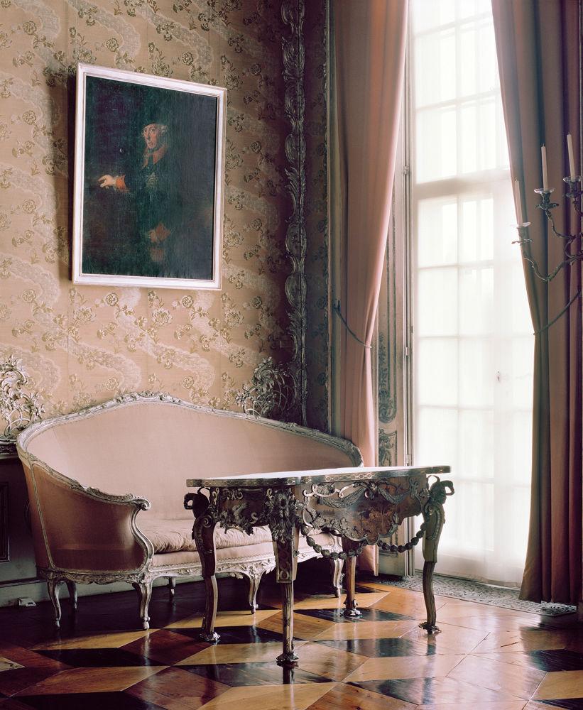 FRIEDERISIKO - das Neue Palais von Sansscouci (Arbeitszimmer)