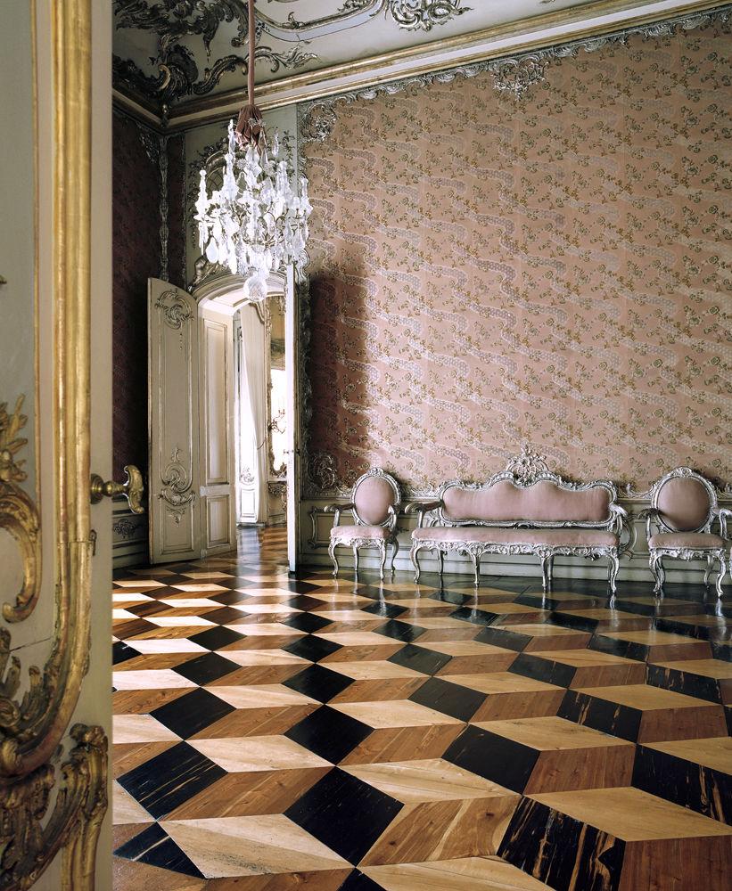FRIEDERISIKO - das Neue Palais von Sansscouci (Empfangszimmer)