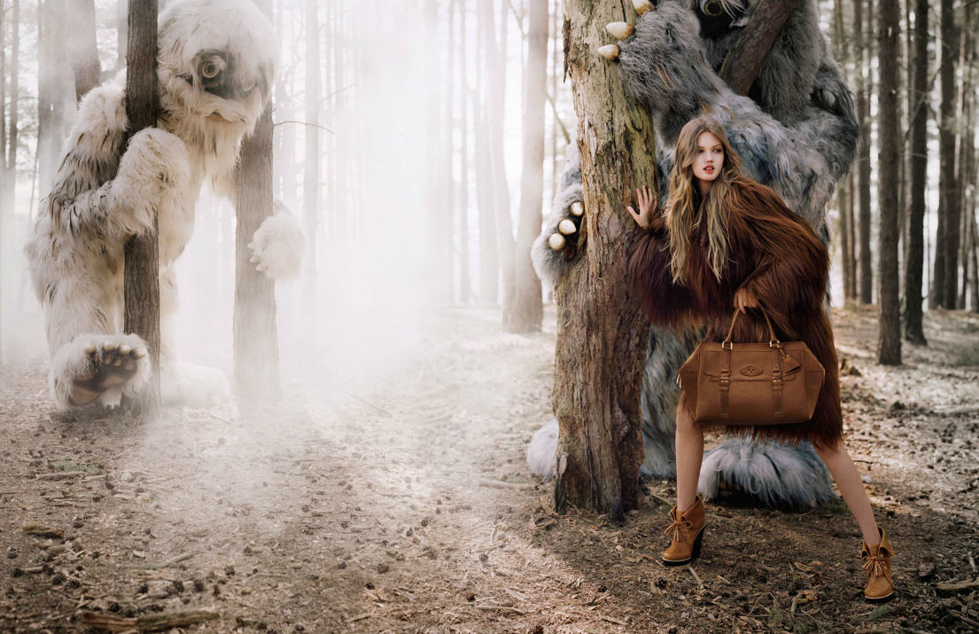 MULBERRY A/W 2012