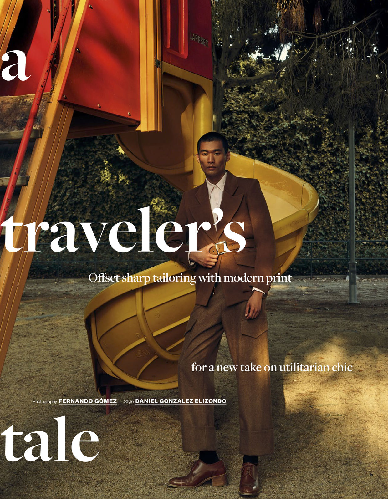 ROCKENFELLER & GöBELS: VOGUE MAN ARABIA EDITORIAL WITH KAMUI BY FERNANDO GOMEZ
