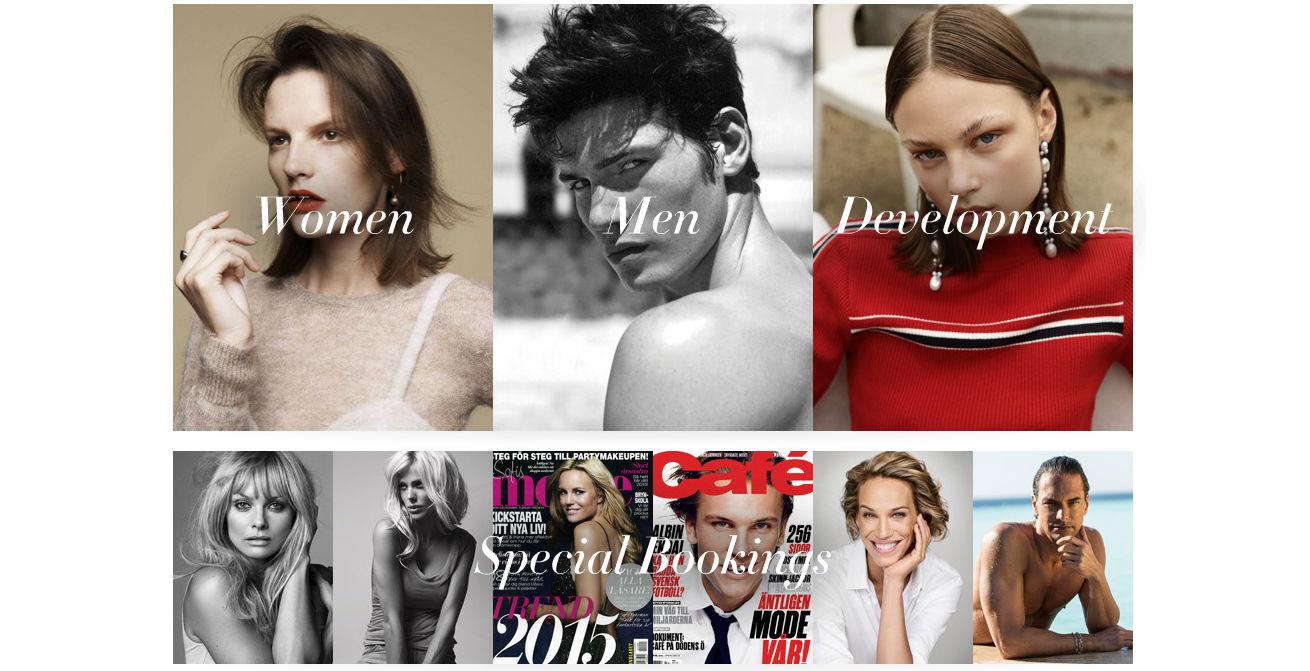 modellagenturer stockholm lista
