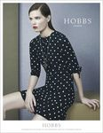 MUNICH MODELS : Caroline BRASCH NIELSEN for HOBBS LONDON