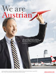 RAUTENBERG NINA: Markus Thums for Austrian Airlines
