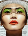 VIVA MODELS : Gwen LU for VOGUE CHINA