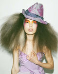 NUDE. AGENCY | JOHN MULLAN | HAIR  for POP MAGAZINE