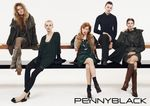 NEW BLOOD AGENCY : Julia HAFSTROEM for PENNYBLACK