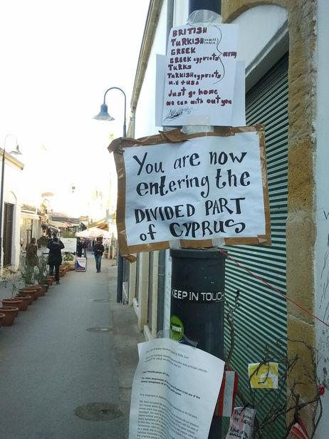 GOSEE : CYPRUS OCCUPY