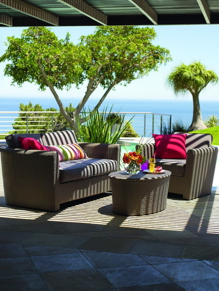 CAPE TOWN PRODUCTIONS for M&S Outdoor Furniture