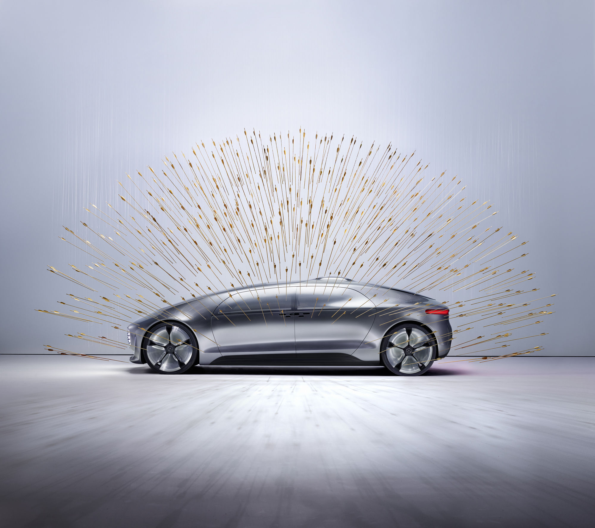 ANTONI for Mercedes Benz