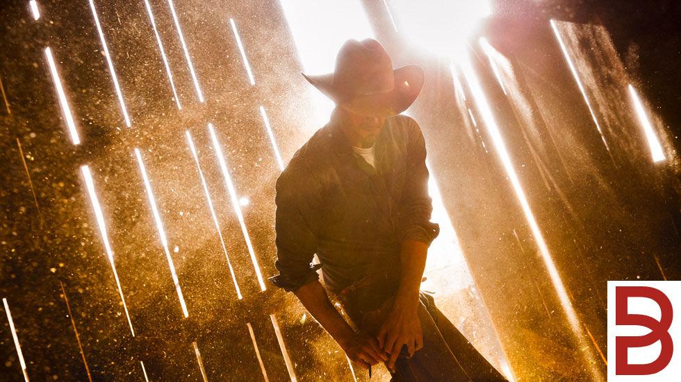 GLAMPR: Wild West for BREUNINGER