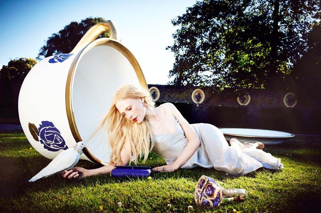 Charlotte Lawton for Chopard Passions
