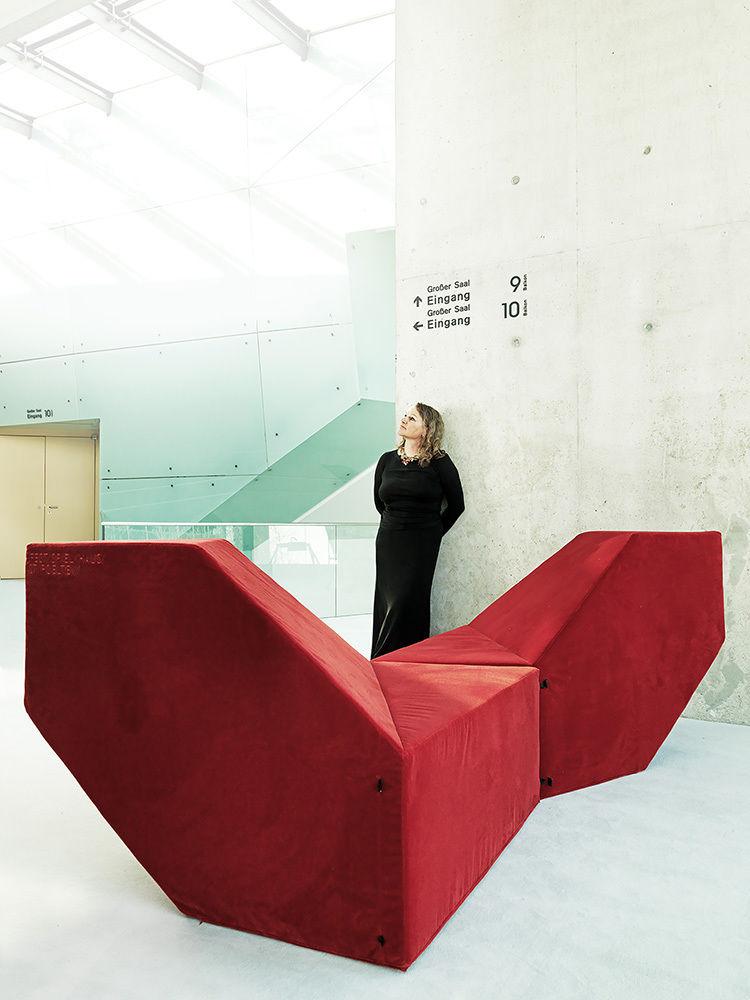 Brigitte Fürle / Festspielhaus St.Pölten