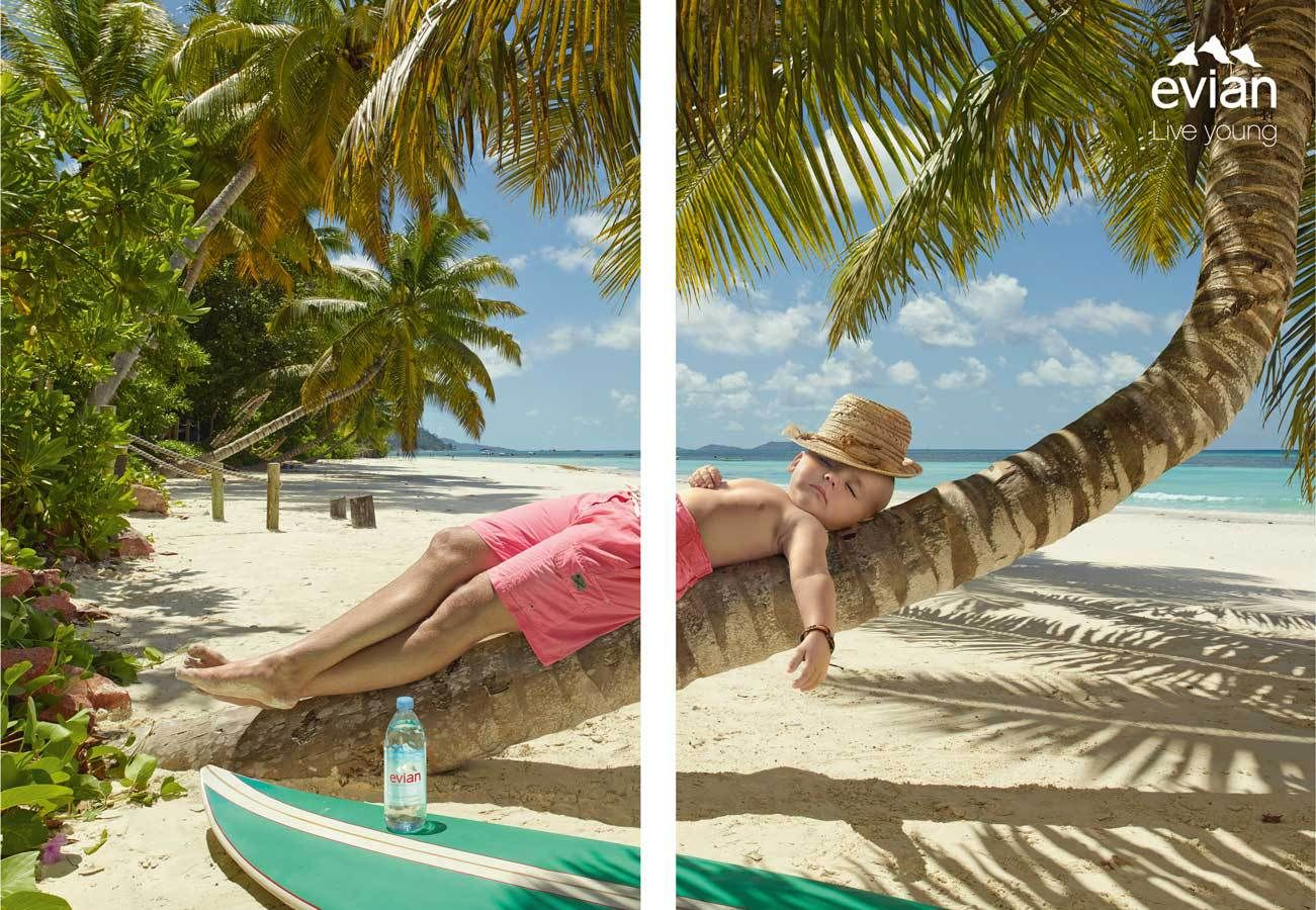 ' 10-4 AFRICA : Live Young' Jean Yves LEMOIGNE for EVIAN