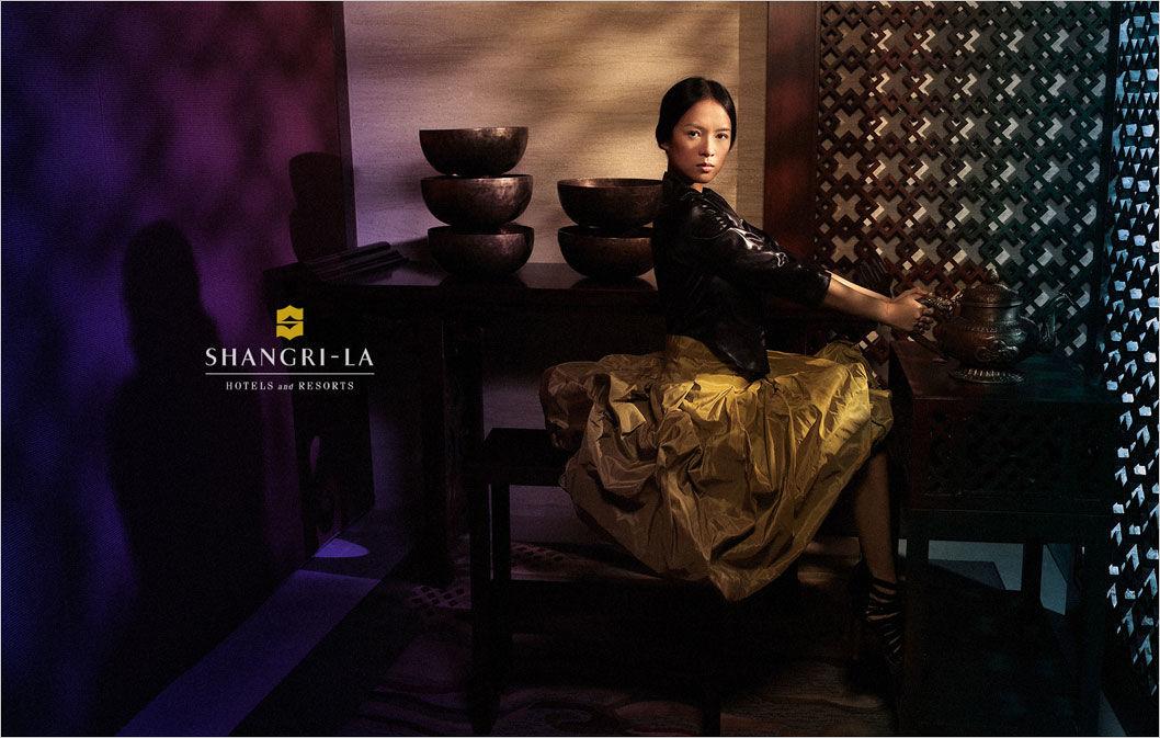 GLAMPR for SHANGRI LA HOTELS AND RESORTS