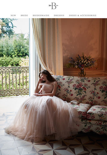 BAKER KENT for BHLDN – Diego Uchitel – Italy