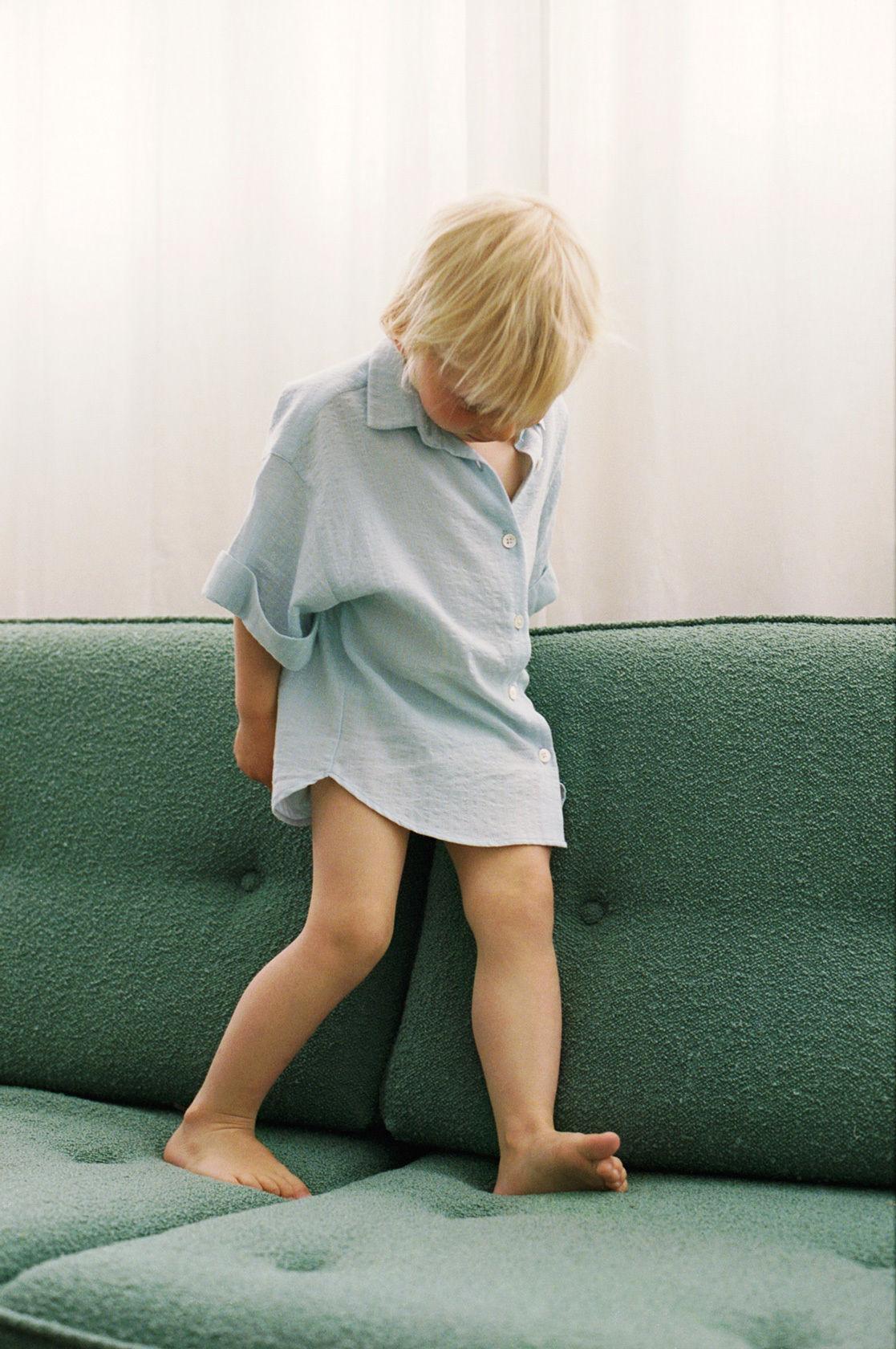 Anouk Nitsche c/o FREDA+WOOLF for Vogue Spain