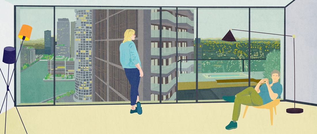 Daria Rychkova - LETTERING / ARCHITEKTUR