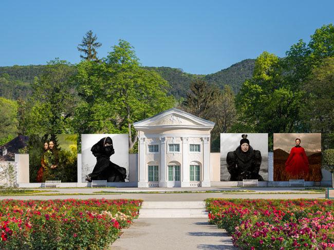"EDITION LAMMERHUBER presents Festival La Gacilly-Baden Photo ""HYMNE AN DIE ERDE"""
