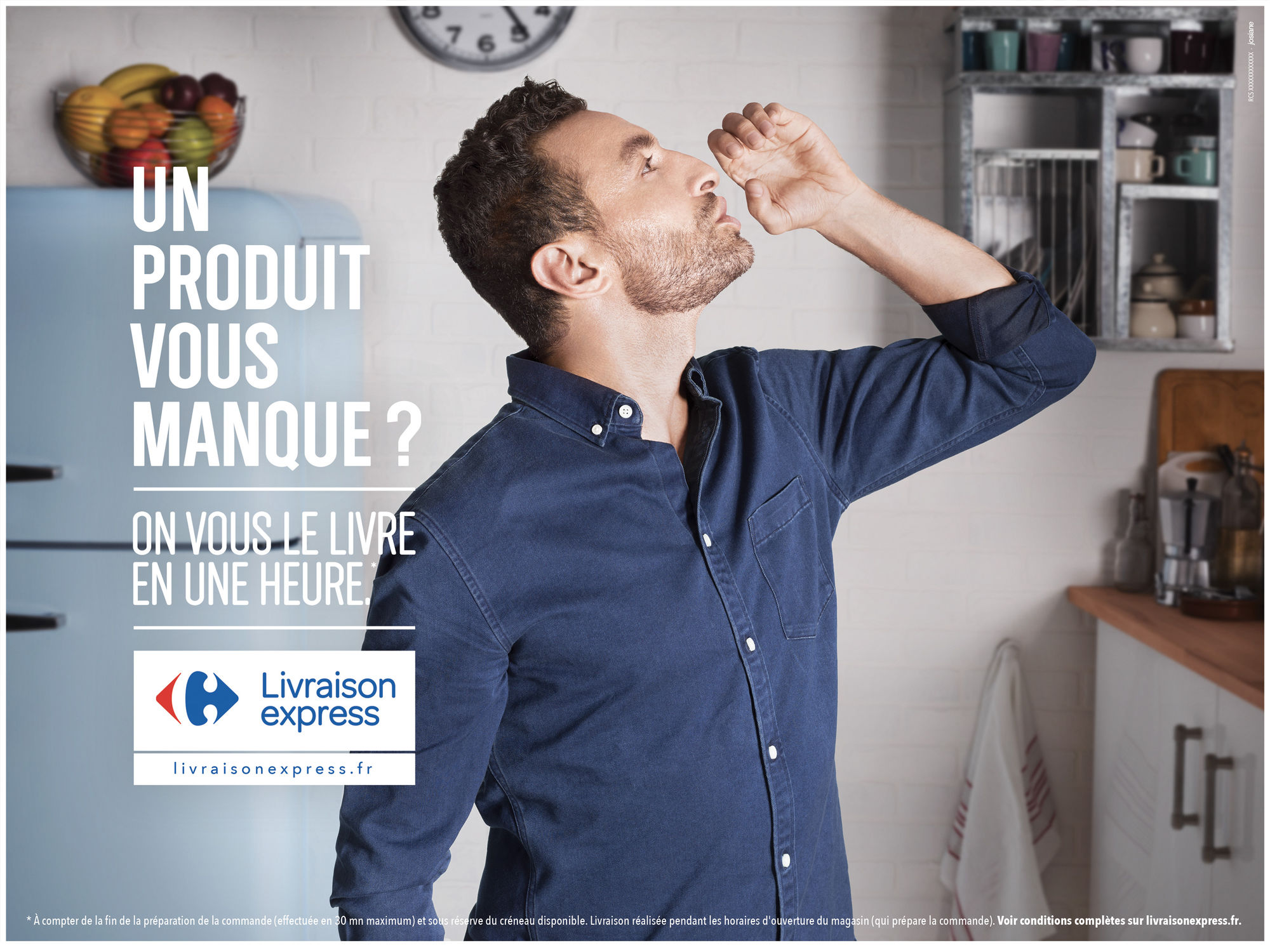 COSMOPOLA - MARC THIROUIN - Carrefour Campaign