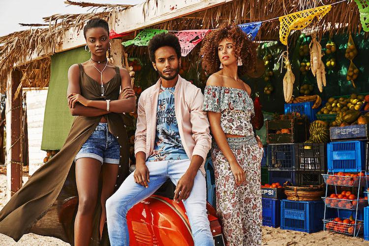BAKER KENT for Truworths & photographer Rudi Geyser in Cape Town