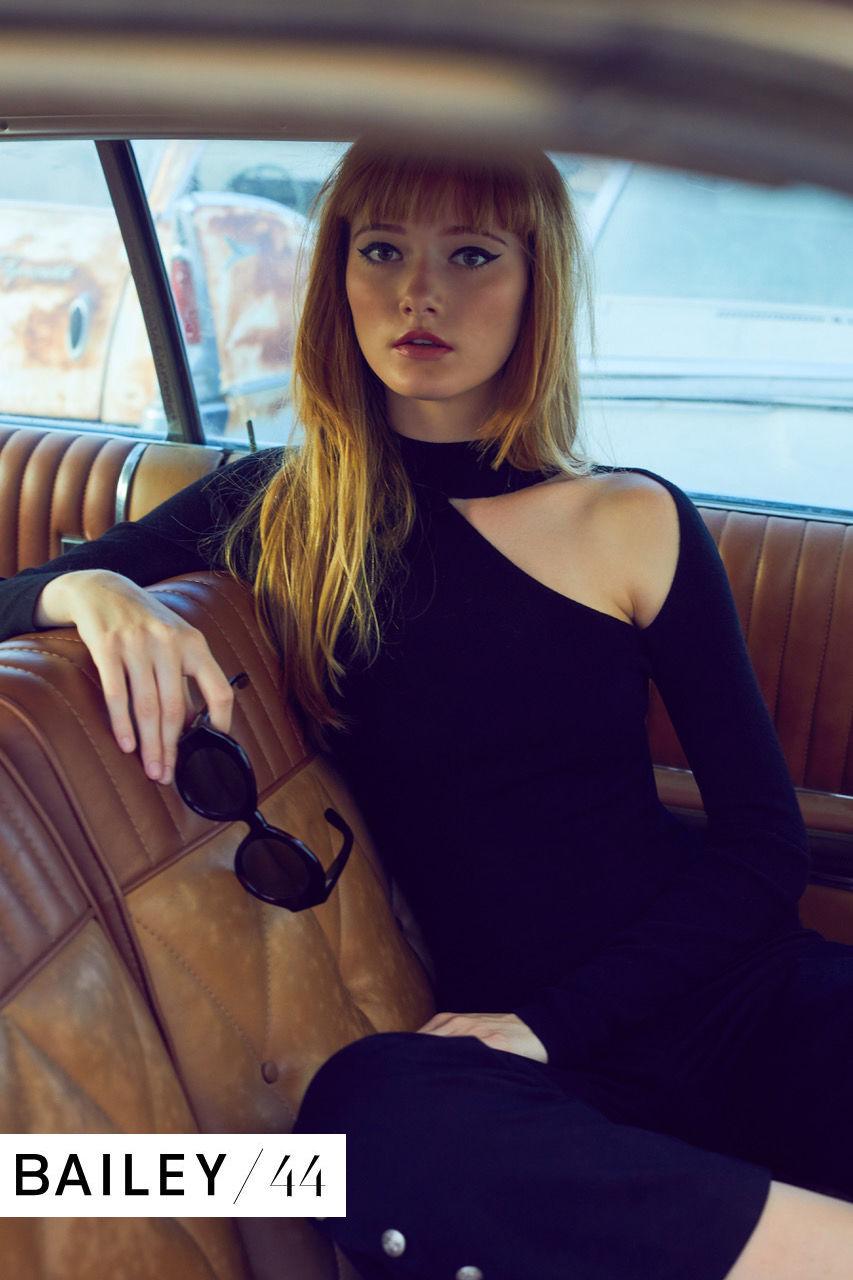 GLAM Production produced Bailey 44's latest Spy Fashion Story