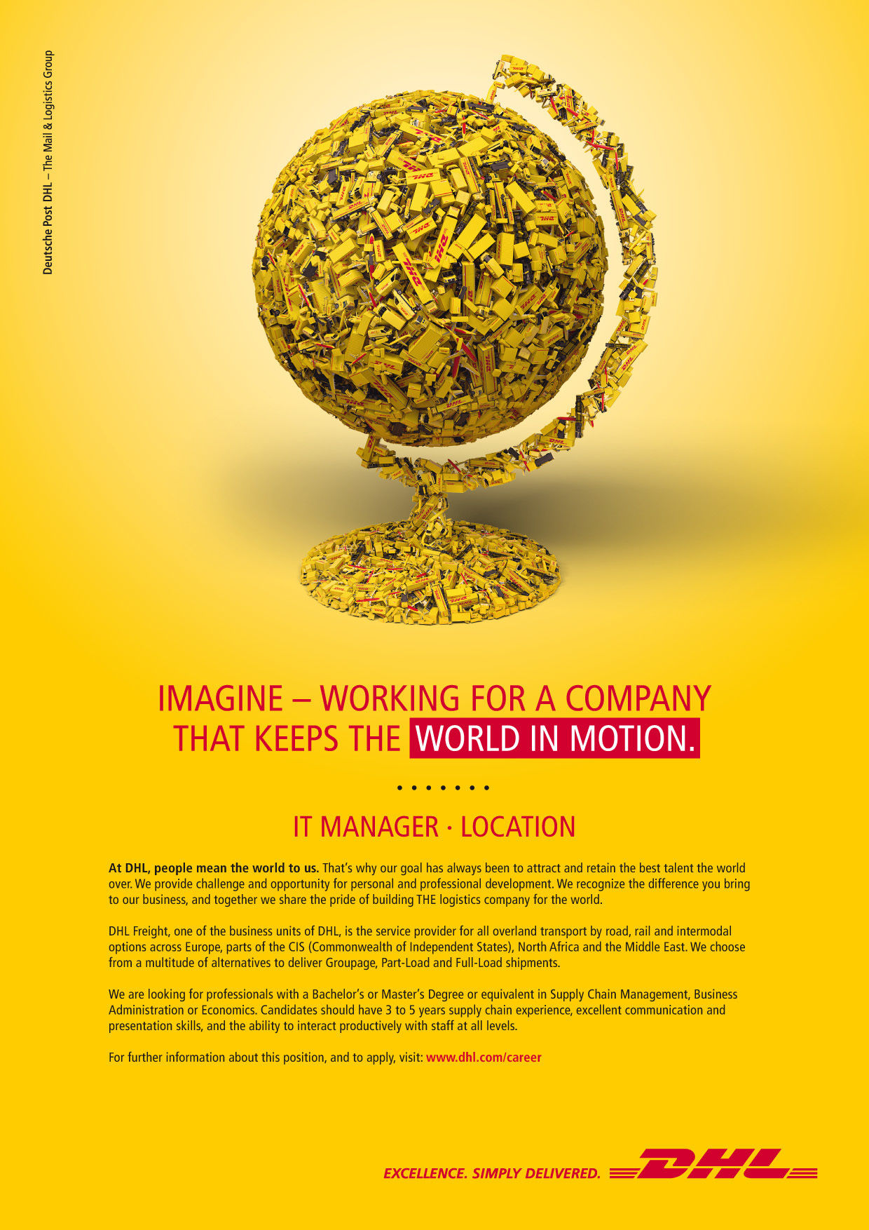 DHL - World in Motion
