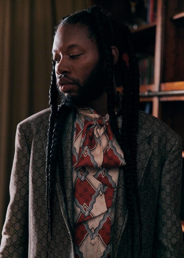 PRODUCTION BERLIN : Gucci x GQ featuring Jeremy O. Harris in Berlin