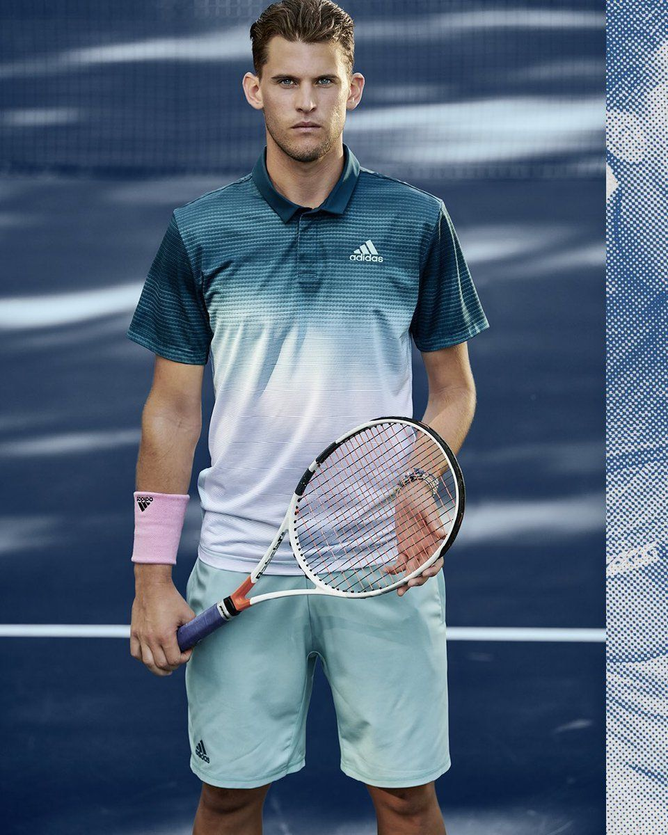 """GLAM Production produced adidas Tennis campaign Parly """"Play for the Ocean"""""""